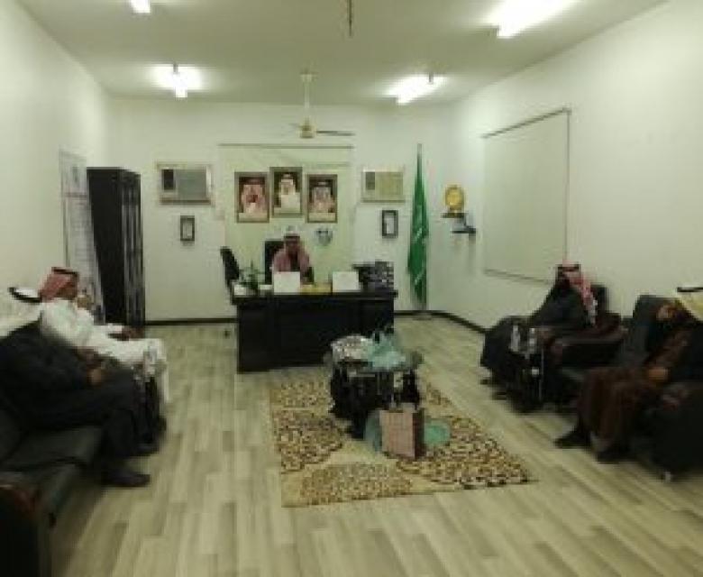 زيارة ممثلي التنمية الإجتماعية للجمعية